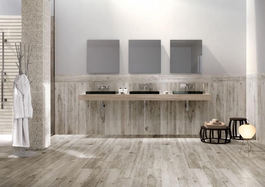 Bagno Legno E Mosaico : Piastrelle e mosaici linea bagno trento