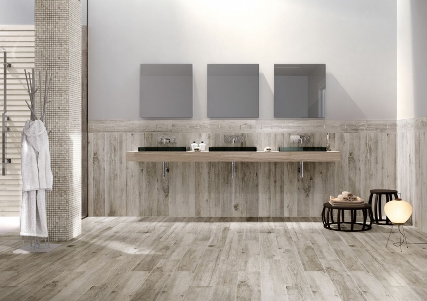 Piastrelle e mosaici - Linea Bagno Trento